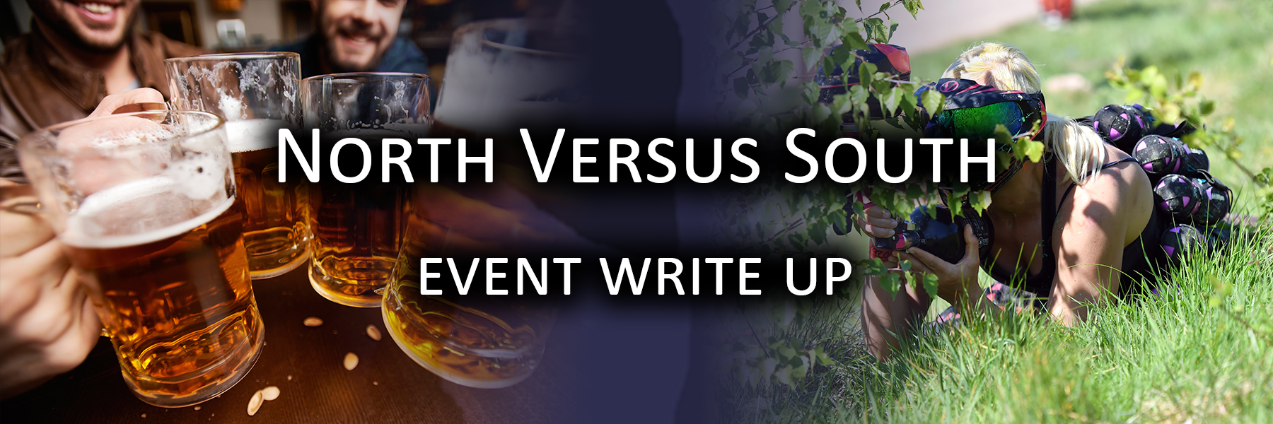North Versus South Event Writeup